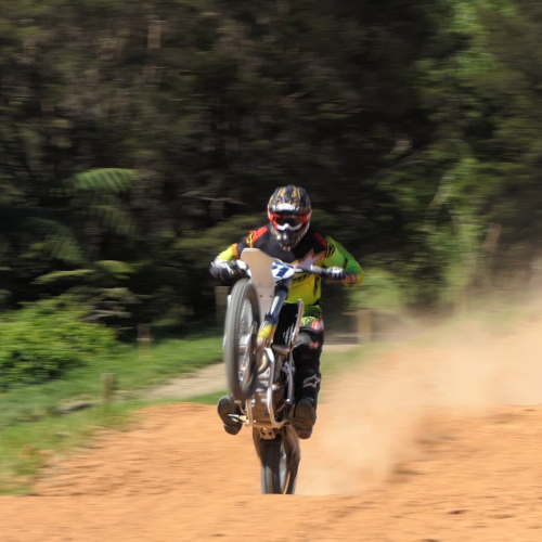 Husqvarna Darryll King Ambassador for Australia and NZ speak on MX tips for young and older