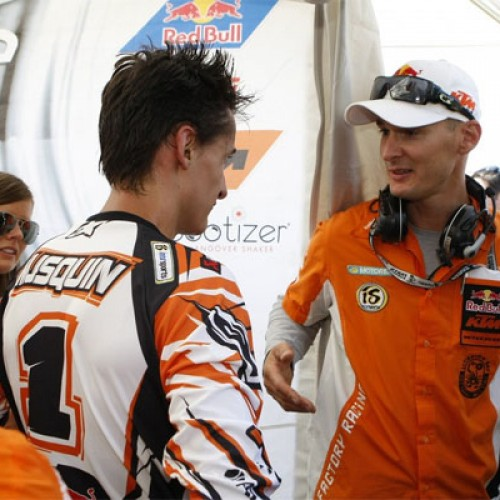 Stefan Everts 10x World MX Champion mentor: past, present and future MX Champions