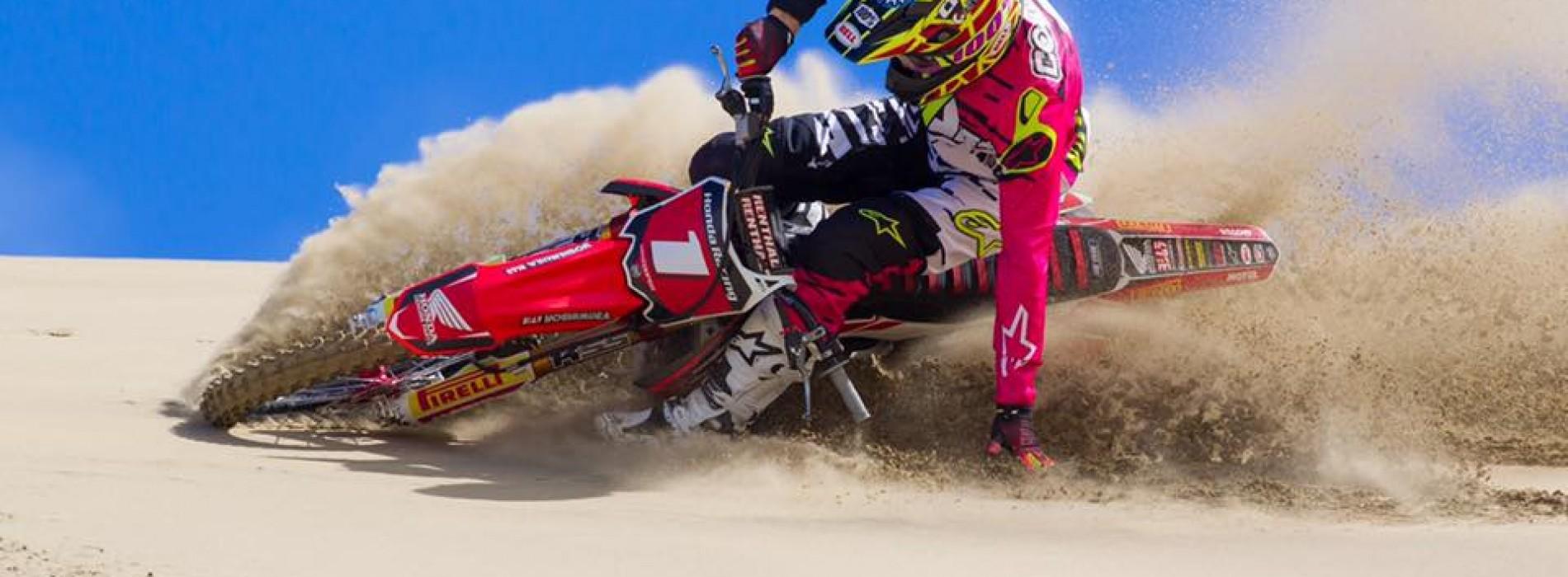 Motocross- Top Billing on TV?