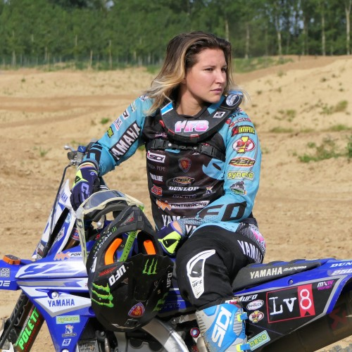 Kiara Fontanesi talks on Ottobiano GP- WMX past, present and future