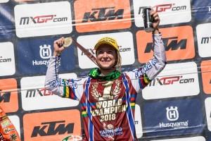 Kiara Fontanesi WMX 6th Championship Title