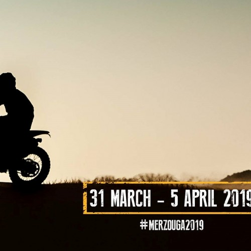 Rachael and Kevin Archer 2019 GNCC and Merzouga Rally