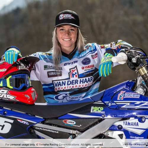 Nancy Van de Ven 2019 Women Motocross World Championship Preview: Part 2