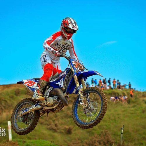 Roma Edwards 2019 NZ MX Nationals 125cc class