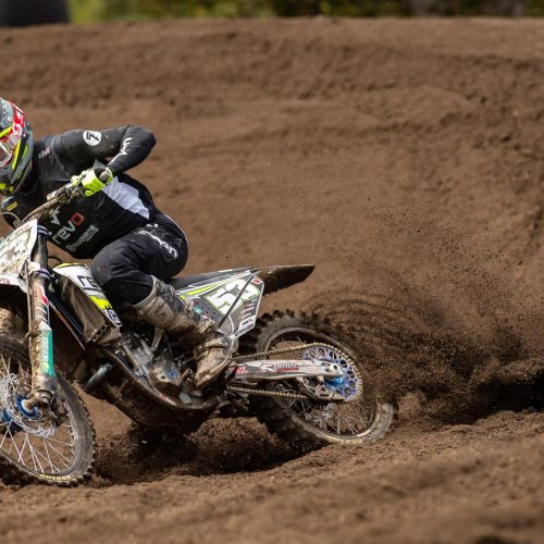 Dylan Walsh speaks on Practice and Qualifying MX2 Pategonia Round One