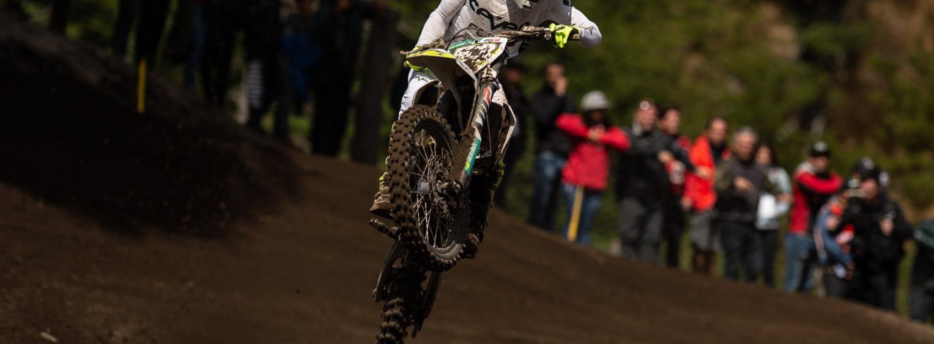 Dylan Walsh races MXGP/MX2 Round 2 this weekend: showing all Canterbury support