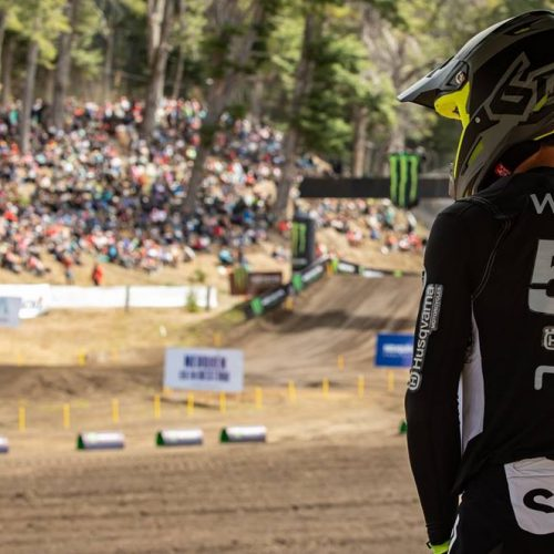 Dylan Walsh Race Report: FIM World MX Championship MX2 Round One