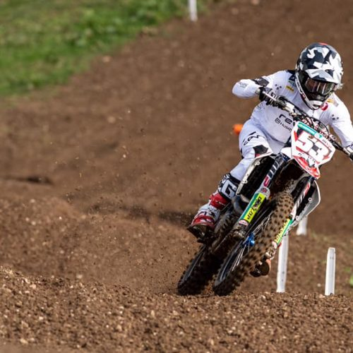 Dylan Walsh 8th Overall Round 2: World MX2 MX Championship