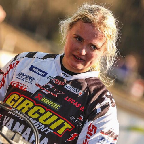 MXLink stats on Women in Motorsport 2014>