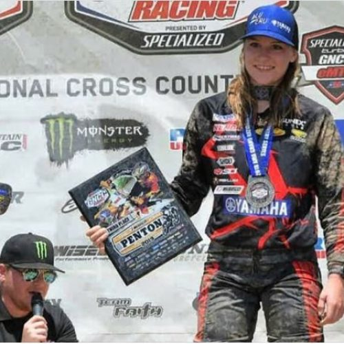 Rachael Archer gains success in debut year GNCC WXC Pro-class 13 Round Series