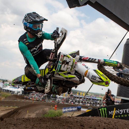Dylan Walsh heads into Maxxis British MX Round at Desert Martin this weekend