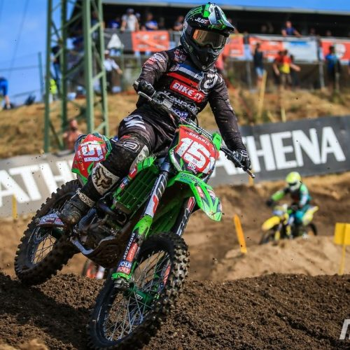 WMX Round 3 at MXGP of Loket: Duncan takes Race 1 win
