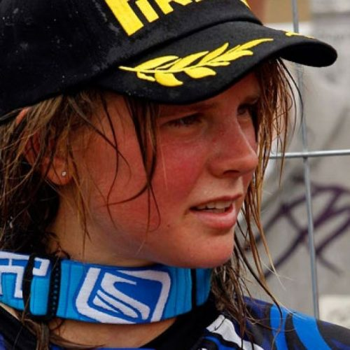 Katherine Oberlin-Brown (nee Prumm) WMX 2x shares her thoughts on racing and winning in 2006-2007