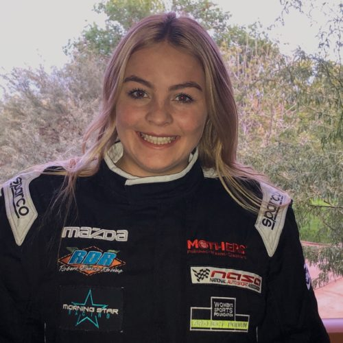 Hannah Grisham celebrates selection experience for WSeries 2020
