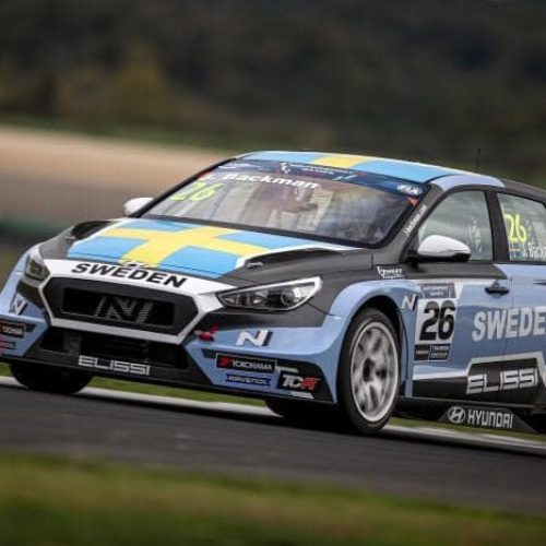 Jessica Backman finishes 6th Overall in Touring Cup category at 2019 FIA Motorsport Games