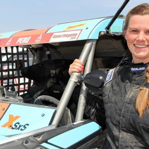 Annett Fischer competes in Dakar Rally 2020- thoughts, motivations and challenges ahead