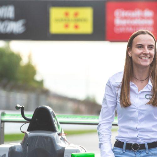 Belen Garcia achieves great success racing 2019 F4 season- celebrations heading into 2020