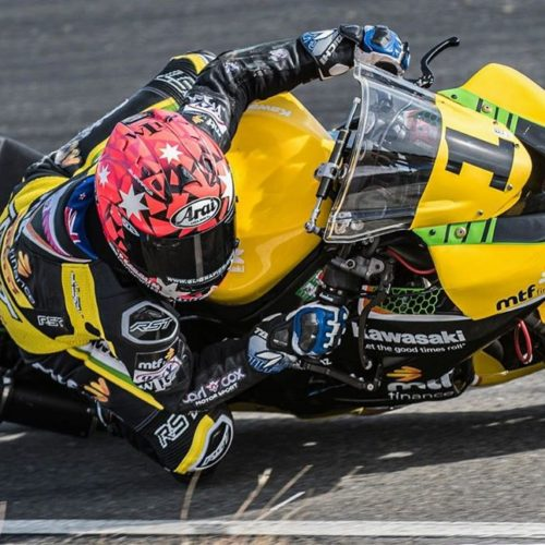 Avalon Biddle recharged to battle with the best in 2020 NZSBK Series- Hampton Downs March 7-8th