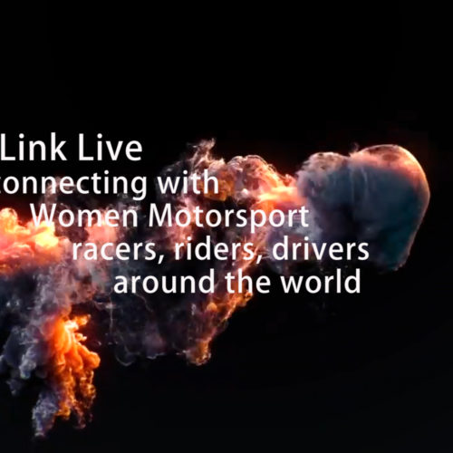MXLink Live Stream with Women in Motorsport- guests Jordan Jarvis WMX and Sabre Cook F3