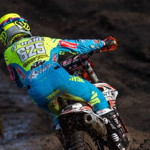 Tahlia O'Hare has made impressive head-way in competitive Women MX World Championship Opening Rounds