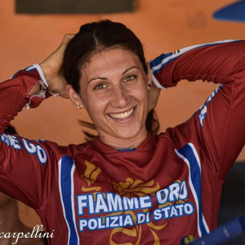Francesca Nocera on facing the unknown- Woman-Sport-Life