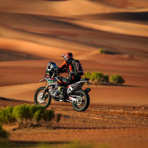 Mirjam Pol speaks on racing Dakar 2020- challenges on racing the most difficult race this year
