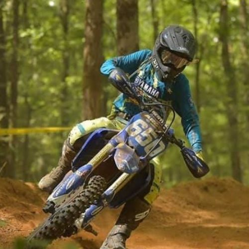 Pretty damn awesome- Rachael Archer flys out of NZ to land 3rd on podium GNCC WXC Round 4