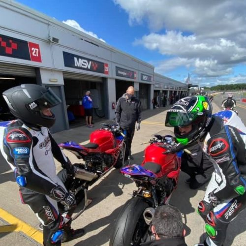 4 Kiwi's racing this weekend- Formula 2, 3 and British SBK Opening Round at Donington Park