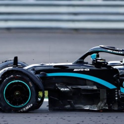 Major Pirelli tyre fall-out at Formula 1 Round 4 at Silverstone