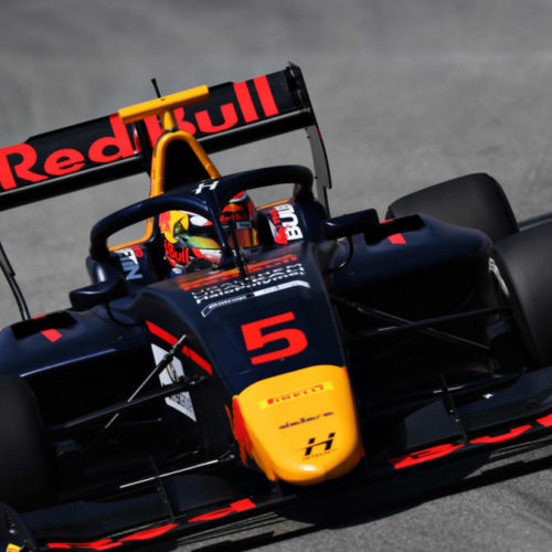 Liam Lawson claims 3rd overall in Formula 3 Championship after finishing 2-7 at Round 6 in Barcelona