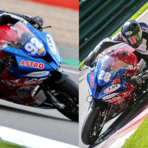 Damon Rees and Shane Richardson race Bennetts British SBK Championship Round 5 at Donington Park this weekend