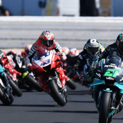 MotoGP Sporting Director comments on first trial of Radio Communication for Safety with riders