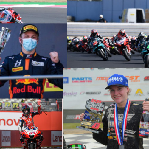 Head-Liners capturing special moments in Motorsport week September 12-18th