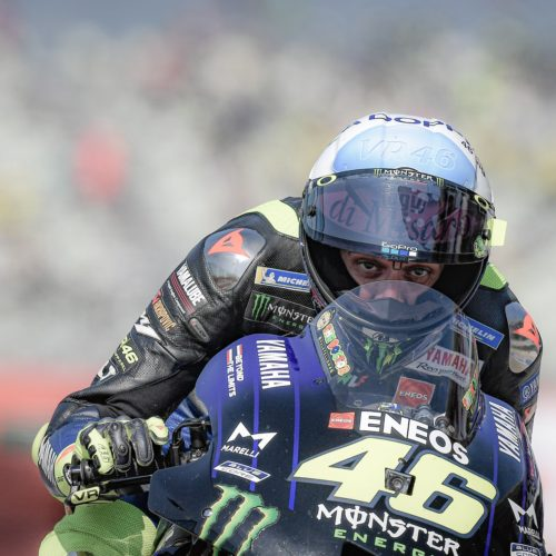 Valentino Rossi has truly remarkable presence on and off the track- MotoGP in Misano