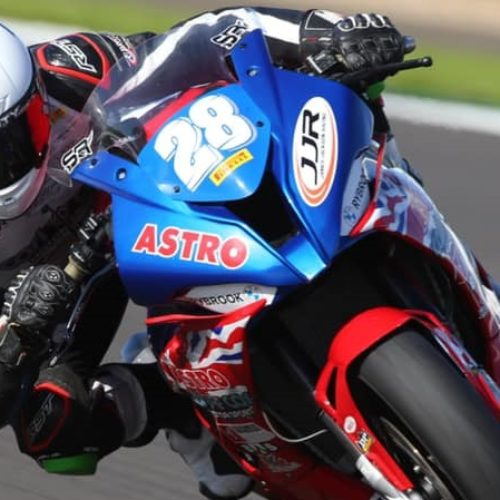 Shane Richardson makes improvements count at BSB Round 4 at Oulton Park