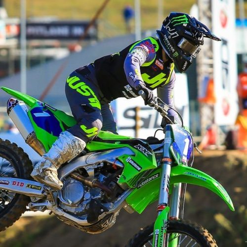 Courtney Duncan heads into Women MX World Championship in 7 days- can the Kiwi make it 2 in a row!