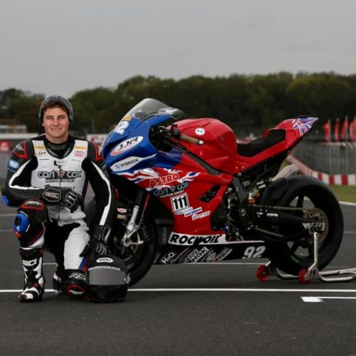 Damon Rees achieves great sense of satisfaction competing in 2020 Bennetts British SBK Championship