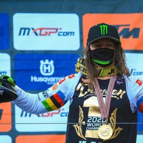 Courtney Duncan wins 2020 Women MX World Championship