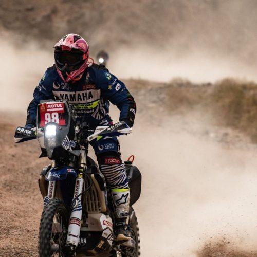 Sara Garcia speaks on racing FIM Baja World Championship and thoughts on Dakar Rally 2021