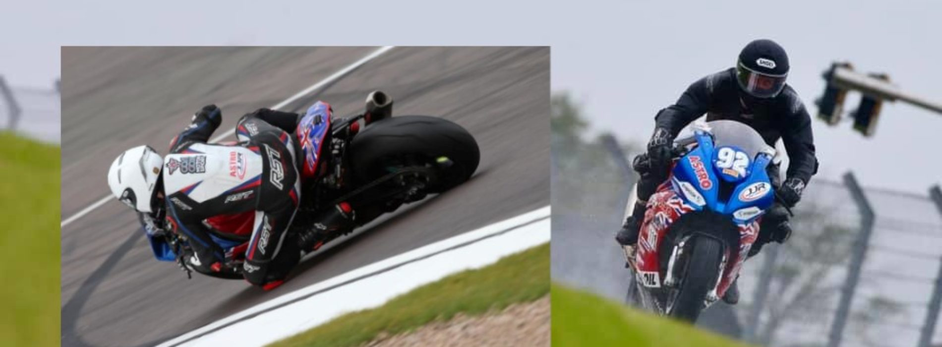 Damon Rees and Shane Richardson rode waves of change at BSB Round 5 at Donington Park last weekend