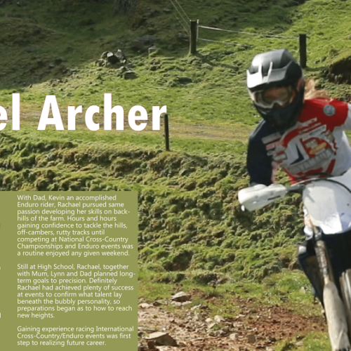 Rachael Archer achieved fantastic results in 2020 GNCC WXC- sneak peek #3 in Women in Motorsport Magazine