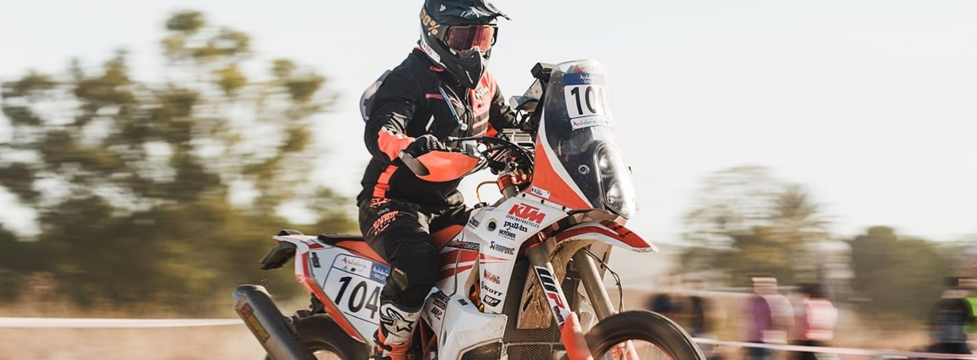 Sara Jugla races up-coming Dakar Rally 2021 in Bike Category- rookie race for the French female!