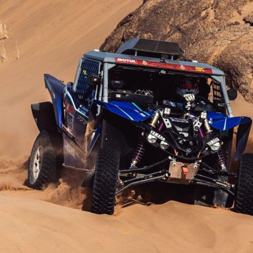 Women showing their strength in Dakar Rally Stage 2- duo Camelia Liparoti and Annett Fischer gaining momentum