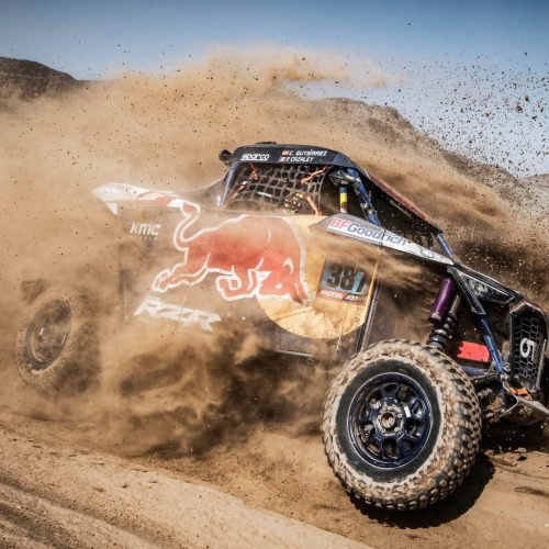 Cristina Gutierrez made history winning Dakar Rally 2021 Stage One!