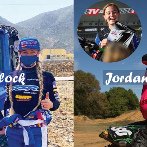 MXLink Live speaks with Kristen Matlock and Jordan Jarvis on promotion in Women in Motorsport Magazine