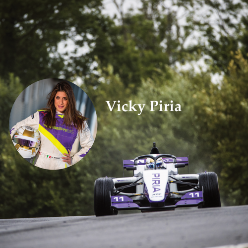 MXLink Live speaks with Vicky Piria on her racing for up-coming season and promotion in Women in Motorsport Magazine