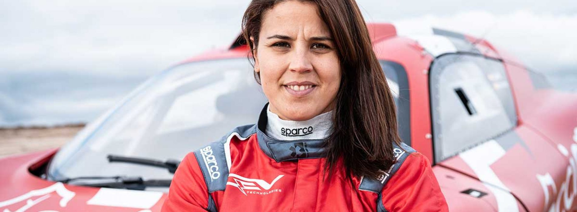 Laia Sanz competes in Extreme E Series with ACCIONA Sainz XE Team- partnered with Race 2 Road QEV Technologies