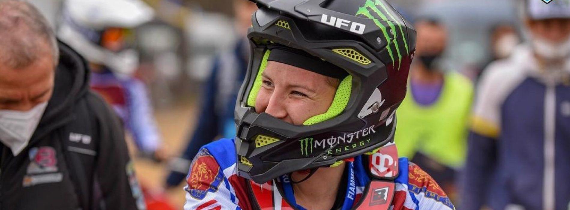 Women's Motocross World Championship 2021- Kiara Fontanesi