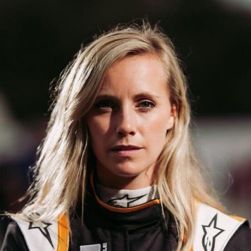 How do you develop as a racer- Mikaela Ahlin- Kottulinsky shares her thoughts on opportunity to race Extreme E 2021