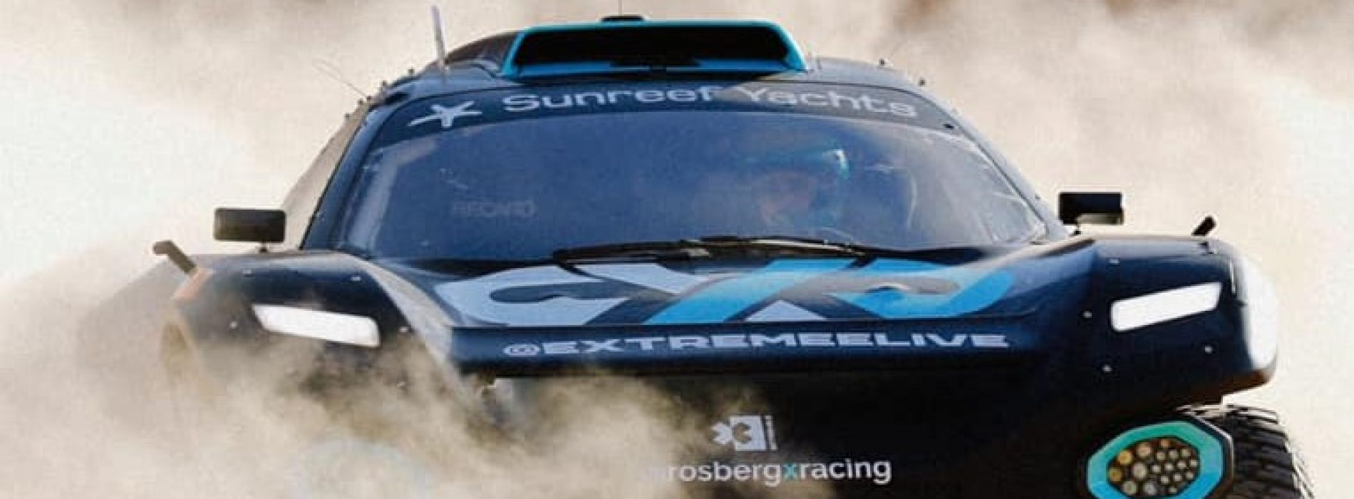 Extreme E opens new era of sustainable racing this weekend- overview of qualifying sessions- finals tomorrow